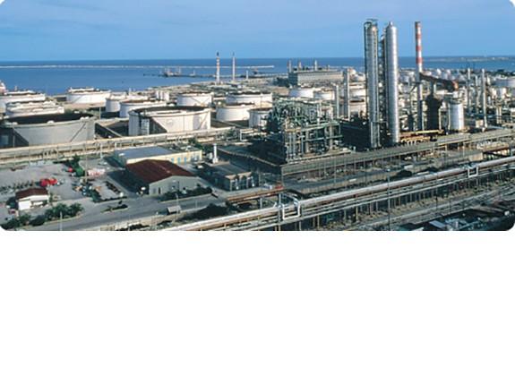 Thai Oil Refinery